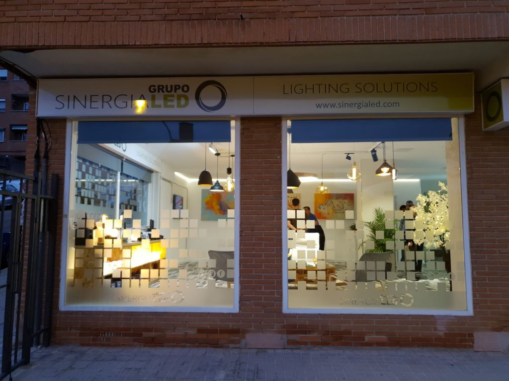 Showroom Grupo Sinergia LED - Foto nº 2